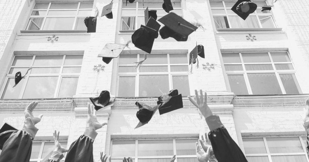 School is out - The MBA School Of MBA Credentials Alumni. Photo: Vasily Koloda via Unsplash