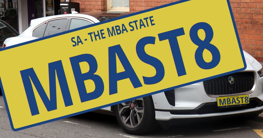 Make South Australia the MBA State